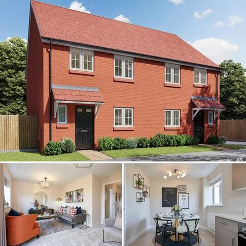 3 bedroom semi-detached house for sale - Plot 61, The Eveleigh at Cavendish View, Land at Norton Road, Thurston, Bury St Edmunds IP31