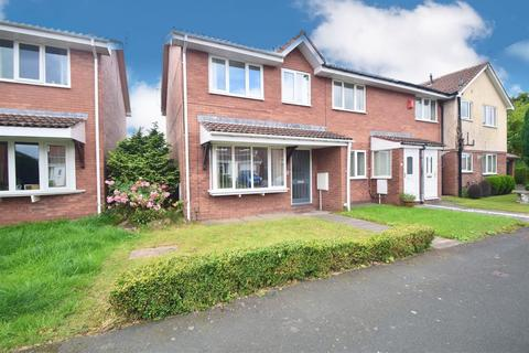 3 bedroom semi-detached house to rent - Berrishill Grove, Whitley Bay