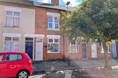 2 bedroom terraced house to rent - Montague Road, Leicester