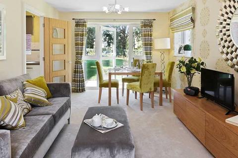 2 bedroom retirement property for sale - Property32, at Beckett Grange Berneslai Close S70