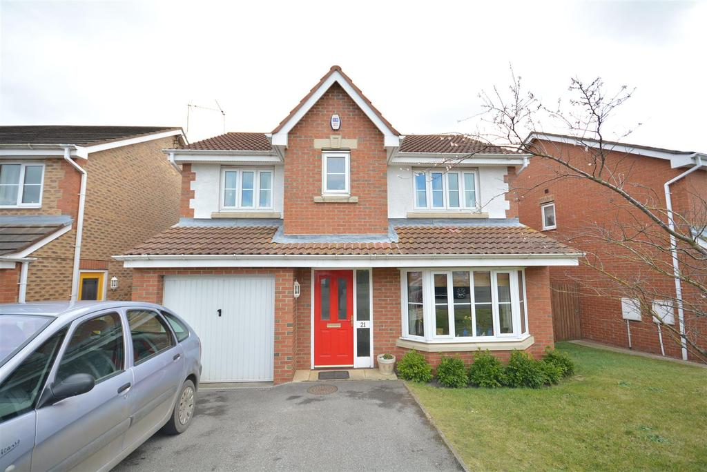 4 Bedrooms Detached House for sale in Abbeydale Gardens, South Hetton, Co Durham