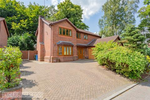 4 bedroom detached house for sale - Rossmere Avenue, Oakenrod, Rochdale, Greater Manchester, OL11