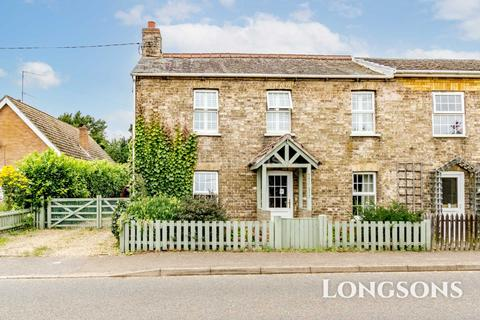 3 bedroom semi-detached house for sale - Gayton Road, East Winch