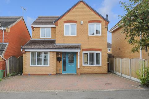 4 bedroom detached house for sale - Ashton Road, Clay Cross, S45