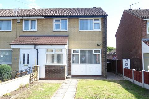 3 bedroom semi-detached house to rent - Bosworth Close, Whitefield, M45 8JT