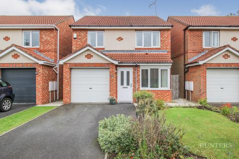 3 bedroom detached house for sale - Dumbarton Close, Sunderland, Tyne and Wear