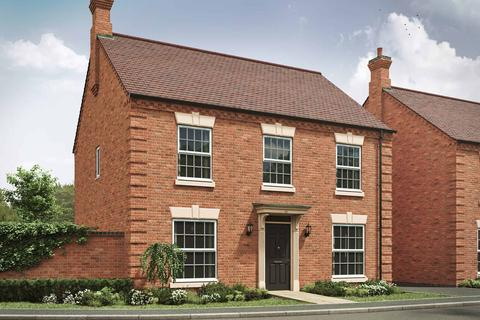 4 bedroom detached house for sale - Plot 68, The Barnwell 4th Edition at Sanders Fields, Northampton Road NN10