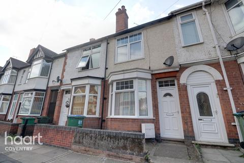 3 bedroom terraced house for sale - Marlborough Road, Coventry