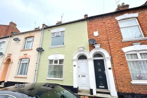 3 bedroom terraced house for sale - Hood Street, The Mounts, Northampton NN1 3QT