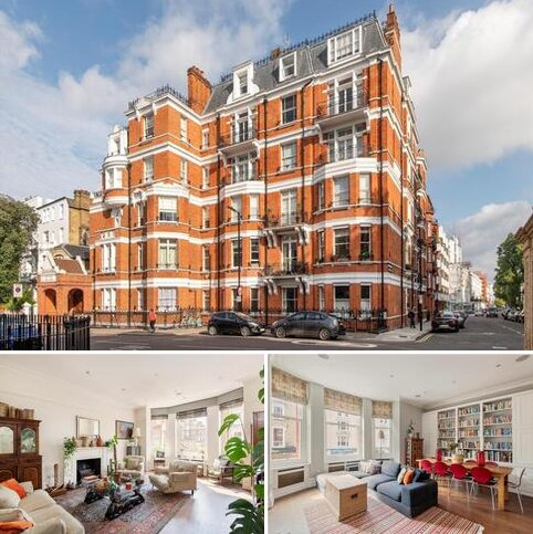 4 bedroom flat for sale - Prince Edward Mansions, Moscow Road, London, W2