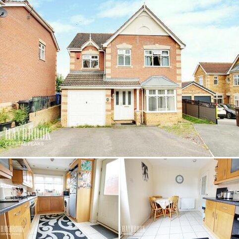 4 bedroom detached house for sale - Moorthorpe Rise, Sheffield