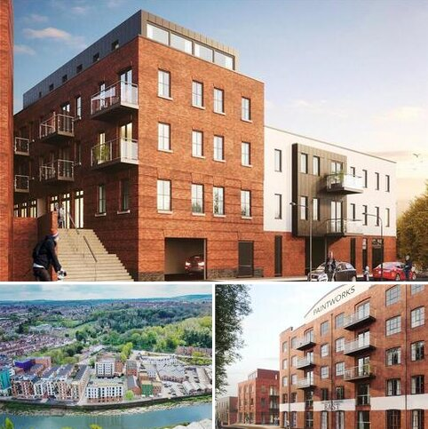 2 bedroom apartment for sale - Apartment 5 The Piazza, Paintworks Phase IV, Bristol, BS4