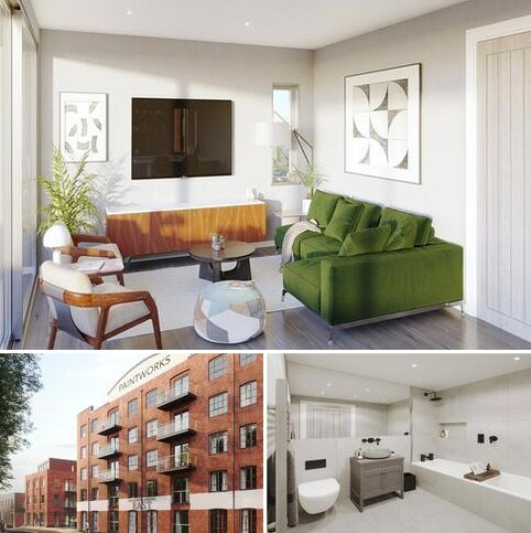 2 bedroom apartment for sale - Apartment 7 The Piazza, Paintworks Phase IV, Bristol, BS4