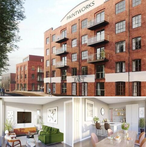 1 bedroom apartment for sale - Apartment 9 The Piazza, Paintworks Phase IV, Arnos Vale, Bristol, BS4