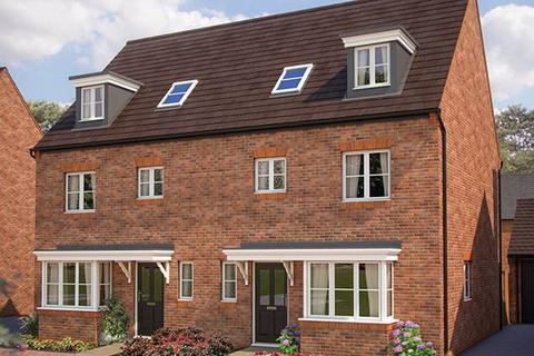 4 bedroom semi-detached house for sale - Plot 279, Wimborne at Heyford Park, Camp Road, Upper Heyford, Oxfordshire OX25