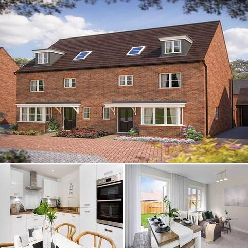 4 bedroom semi-detached house for sale - Plot 280, Wimborne at Heyford Park, Camp Road, Upper Heyford, Oxfordshire OX25