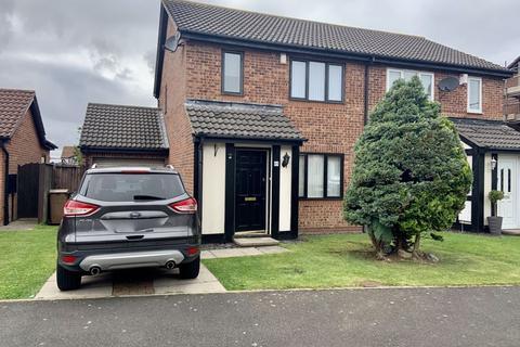 3 bedroom semi-detached house for sale - Edgemount, Killingworth
