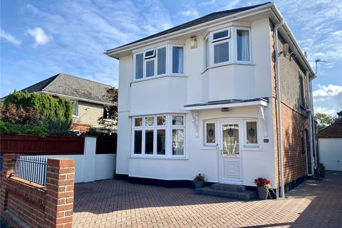 3 bedroom detached house for sale - Victoria Avenue, Bournemouth, BH9