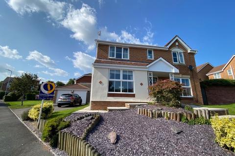 4 bedroom detached house for sale - Coed Criafol, Barry