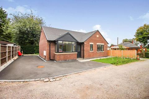 3 bedroom detached bungalow for sale - Light Oaks Avenue, Light Oaks, Staffordshire, ST2