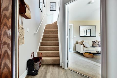 3 bedroom end of terrace house for sale - The Braxton - Plot 188 at Rose Banks, Ebbor Gorge Road, Haybridge BA5