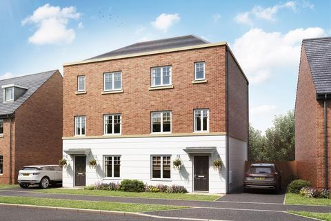 4 bedroom semi-detached house for sale - The Eastbury - Plot 120 at Kings Moat Garden Village, Kings Moat Garden Village, Wrexham Road CH4