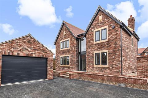 3 bedroom detached house for sale - Plot 3, Farrow Drive, East End, Walkington, Beverley,HU17 8RX