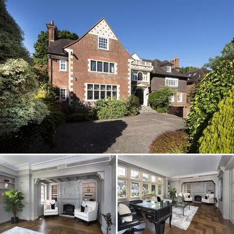 8 bedroom detached house for sale - Courtenay Avenue, Kenwood (Hampstead/Highgate Borders) N6