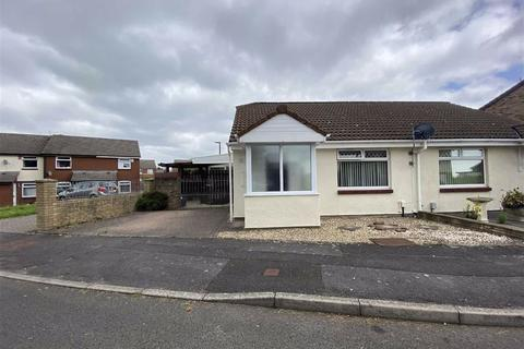 2 bedroom semi-detached bungalow for sale - Enfield Drive, Barry