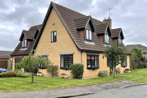 4 bedroom detached house for sale - Wygate Meadows, Spalding