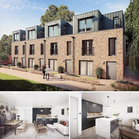 4 bedroom townhouse for sale - The Limes, Didsbury Village