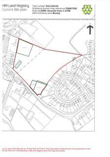 Land for sale - Land to the North East Side of Vicarage Road , Bexley , DA5 2AL