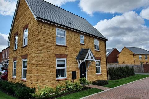 3 bedroom detached house for sale - Rainbow Crescent, Harbury, Leamington Spa