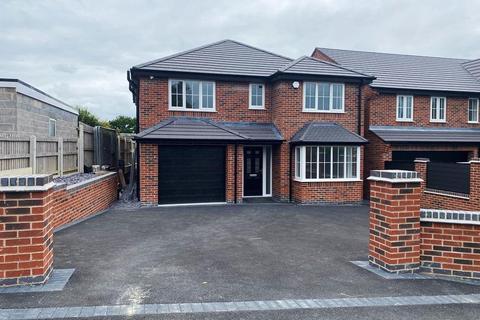 4 bedroom detached house for sale - Ripley Road, Heage, Belper