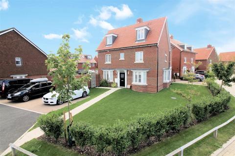4 bedroom semi-detached house for sale - Cheddington Grove, Aylesbury
