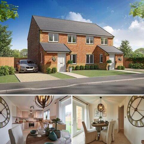 3 bedroom semi-detached house for sale - Plot 201, Wicklow at Carrwood Park, Carrwood Park, Tyersal Lane, Tyersal BD4
