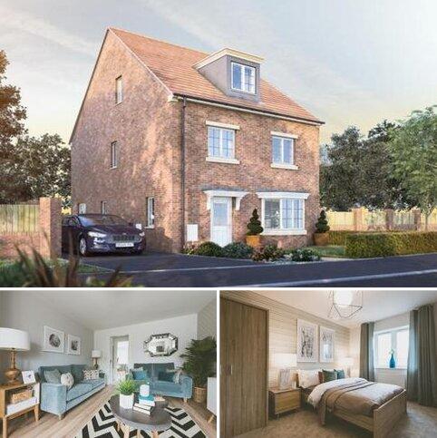 4 bedroom house for sale - Plot 149 at Skylarks, Chesterfield  S41