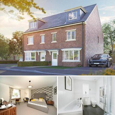 3 bedroom house for sale - Plot 305 Semi-Detached at Wellington Place, Market Harborough  LE16