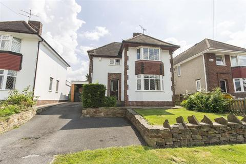 3 bedroom detached house for sale - Southfield Avenue, Hasland, Chesterfield