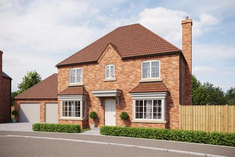4 bedroom detached house for sale - Plot 9 Station Drive, Wragby, Market Rasen