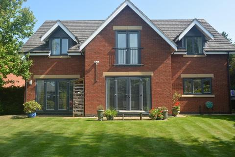 5 bedroom detached house for sale - Limes Close, Bushby, Leicester