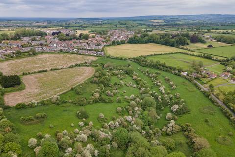 Land for sale - Auction: 4.52 acres, Lot B, Timsbury, Bath
