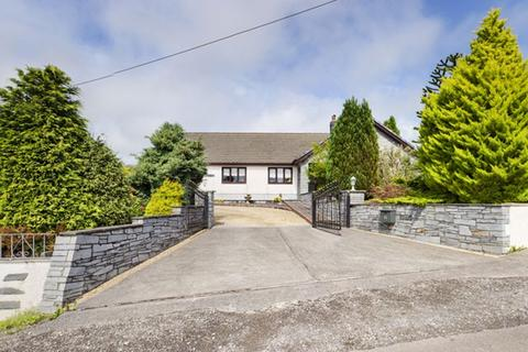 4 bedroom property with land for sale - Porthyrhyd, Carmarthen