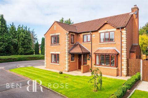 4 bedroom detached house for sale - Beechfield Court, Leyland