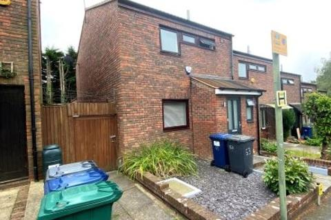 3 bedroom end of terrace house to rent - Springfield Close, Woodside Park N12