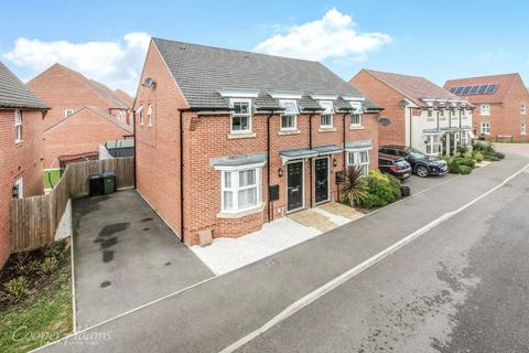 3 bedroom semi-detached house for sale - Harrison Crescent, Angmering, West Sussex, BN16