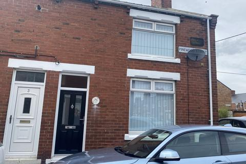 2 bedroom end of terrace house for sale - Pinewood Street, Fencehouses, DH4