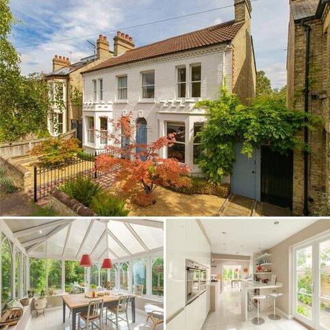 3 bedroom semi-detached house for sale - Hinton Avenue, Cambridge, CB1