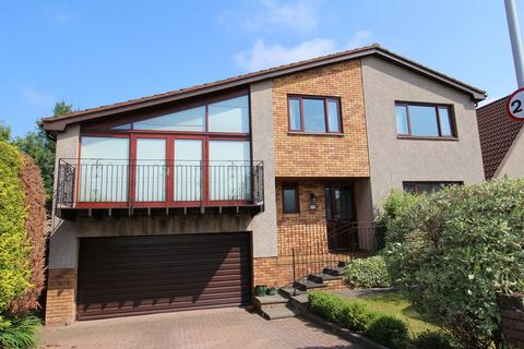 4 bedroom detached house to rent - 14 Hailes Place, Garvock, KY12 7XJ