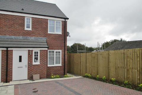 2 bedroom end of terrace house to rent - Links Crescent, Seascale